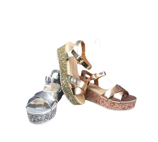 HL1495 sandalias glitter y charol piso doble.jpg